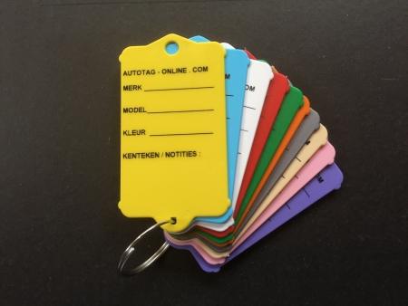 Porte-clés MkI - imprime avec anneau